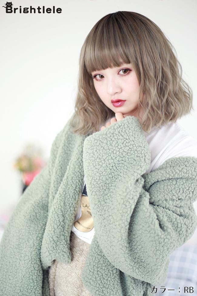シフォンウェーブミディ hf252 商品詳細4