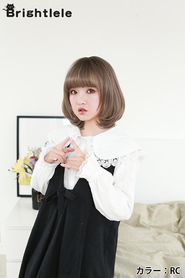 エアリーレイヤーボブ hf288 商品詳細8