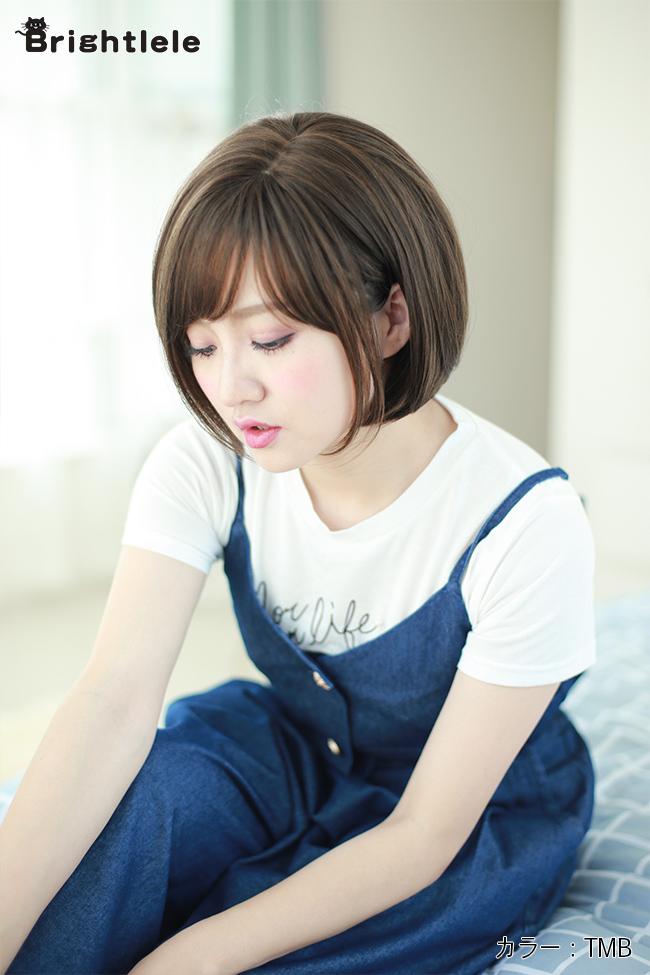 アシンメトリーボブ -ジグザグつむじ- hf311 商品詳細11