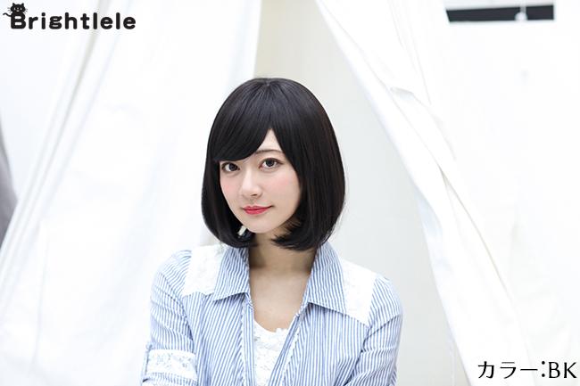 ナチュラルショートボブ kz114 商品詳細4