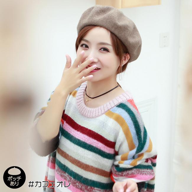 フェルトベレー帽 m001 商品詳細19