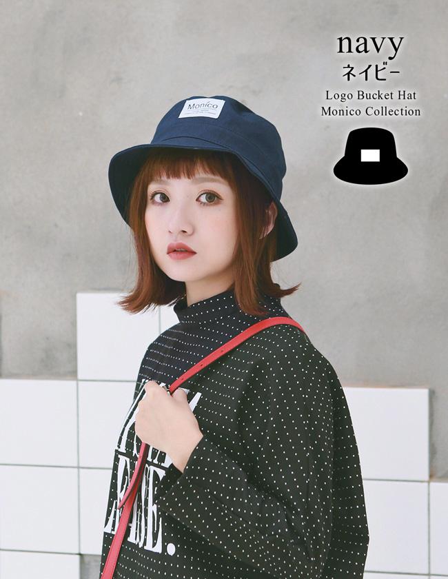 ロゴバケットハット mq17104 商品詳細14