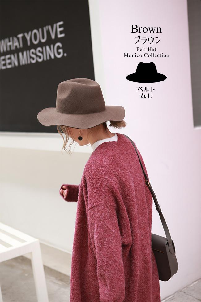 帽子 フェルトハット 選べる3タイプ mq3type 商品詳細48