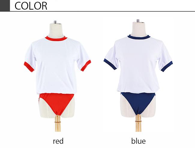 体操服(ジムユニフォーム)(コスチューム) ptc17262w 商品詳細15