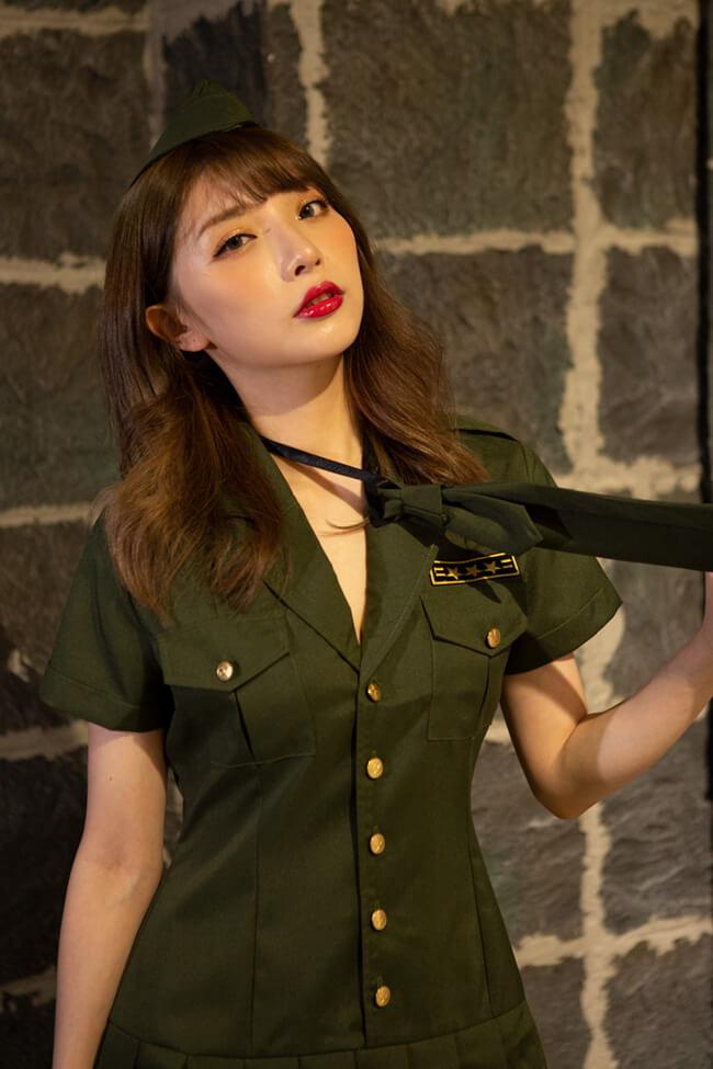 ARMY アーミー(コスチューム) ptc17521w 商品詳細5